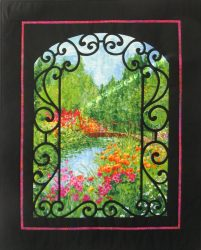 Simple Stained Glass QuiltsBook ProjectsParis View Projects