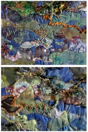 Closeups, Kelp II